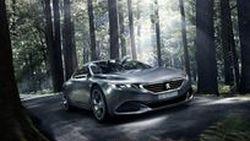 Peugeot ปรับโฉมใหม่รถต้นแบบ Exalt Concept จ่อบุกปารีส