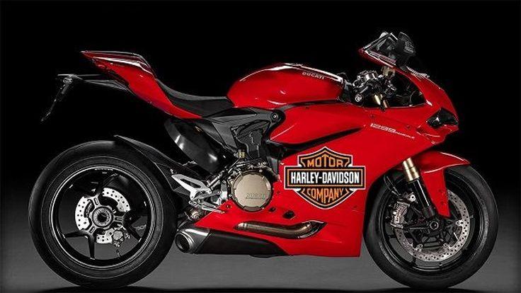 สำนักข่าว Reuters คอนเฟิร์ม Harley-Davidson เอาจริงเรื่องซื้อ Ducati ในเดือนนี้