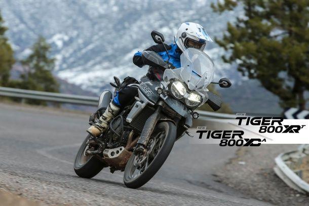 [First Ride] 2018 Triumph Tiger800XRT/XCA สองเสือนักล่าที่ออพชั่นเด็ดและเพอร์เฟคยิ่งขึ้น