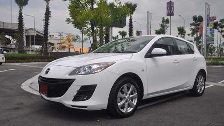 รีวิว 2012 Mazda3 1.6L Spirit Sports ขับทดสอบไปกลับ กรุงเทพฯ-ชลบุรี