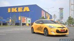 รีวิว รถสปอร์ตสายพันธุ์ใหม่ ประตูแบบ  2+1  Hyundai Veloster สวมหล่อด้วยชุดแต่ง Mobis  รอบคัน