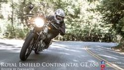 [Test Ride] รีวิว Royal Enfield Continental GT 650 รถ Cafe Racer รุ่นใหม่ล่าสุด พลิกโฉมทุกความคลาสสิกจาก Royal Enfield