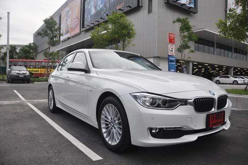 ทดลองขับ 2012 BMW 3-Series (F30) Luxury Line 320d Twin Turbo