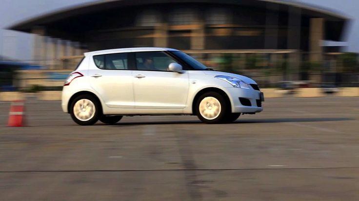 VDO รีวิวทดสอบรถ Suzuki Swift เกียร์ธรรมดา/ตัวท็อป : Motor Drive Eps.7