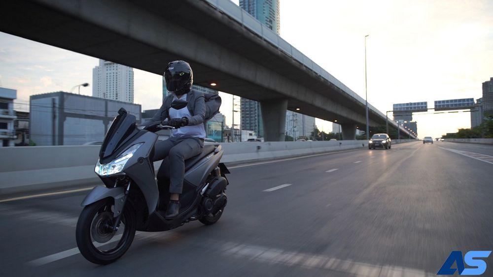 [Test Ride] รีวิว Yamaha LEXI VVA สกู๊ตเตอร์สไตล์หรูหรา ซ่อนความสปอร์ตจากสายพันธุ์ MAX Series
