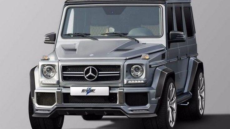 สำนัก RevoZport เปิดเผย Mercedes-AMG G63 & G65 กับรูปลักษณ์สุดดุดัน