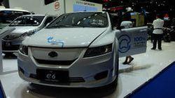 [BIMS2018]BYD เดินหน้าลุยตลาดรถยนต์ไฟฟ้าเพื่อการพาณิชย์