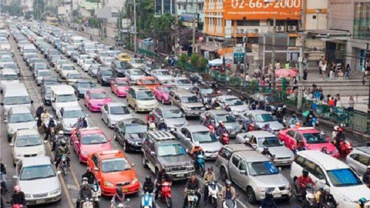 ทางหลวงเตือนประชาชนเลี่ยงรถติด 44 จุด ช่วงเทศกาลปีใหม่