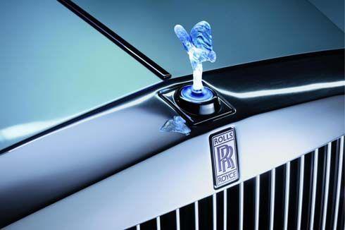 Rolls-Royce 102EX Concept รถสุดหรูไฟฟ้าที่กำลังมองหาระบบขับเคลื่อน มาแน่ที่เจนีวา