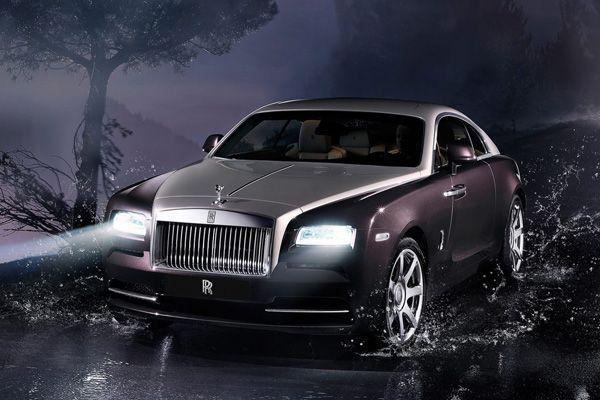 เผยโฉมตัวจริง Rolls Royce Wraith ซูเปอร์คูเป้ระดับพรีเมียม ทรงพลัง 624 แรงม้า