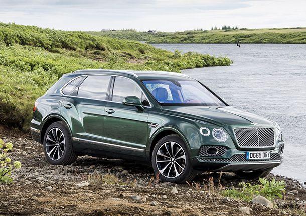 ซีอีโอ Rolls-Royce แขวะ Bentley Bentagya คือร่างทรงของ Audi Q7