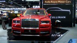 [Motor Expo] 32.9 ล้านบาท โรลส์-รอยซ์ คัลลิแนน เอสยูวี หรูหราเหนือระดับ