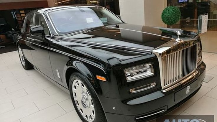 Rolls-Royce เร่งขยายฐานลูกค้า เตรียมบุกภูเก็ต พร้อมสร้างโปรแกรมเทรดอินปีหน้า