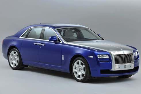 Rolls-Royce Ghost 2013 ซีดานพรีเมียมปรับโฉมเบาๆกระตุ้นตลาด ต้อนรับปีใหม่