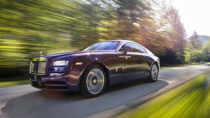 ยอดขาย Rolls-Royce พุ่งกระฉูดทุบสถิติสูงสุดในรอบ 111 ปี