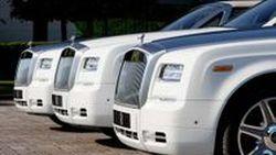 ปิดฉากโอลิมปิกส์ด้วย Rolls-Royce Phantom รุ่นพิเศษ มีเพียง 3 คันในโลก