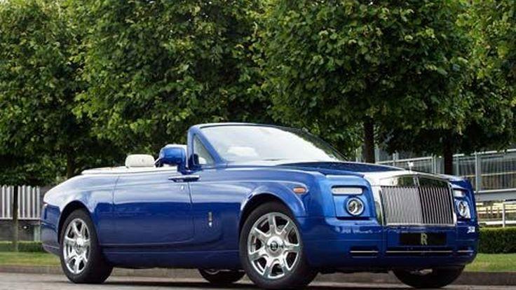 Rolls-Royce Phantom Drophead Coupe หรูตัวพ่อ รุ่นพิเศษ One-Off