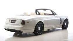 Rolls-Royce Phantom Drophead Coupe แต่งโดย Wald International