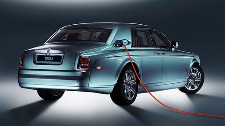 Rolls-Royce ยืนยันเตรียมเปิดตัวรถปลั๊กอินไฮบริดในอีก 2 – 3 ปีข้างหน้า