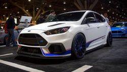 ไฮไลท์อีกหนึ่งคันในSEMA กับ Ford Focus RS สุดเฟี้ยว จากสำนัก ROUSH