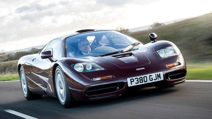 """""""มิสเตอร์บีน"""" ประกาศขาย McLaren F1 ราคากระฉูด 8 ล้านปอนด์"""