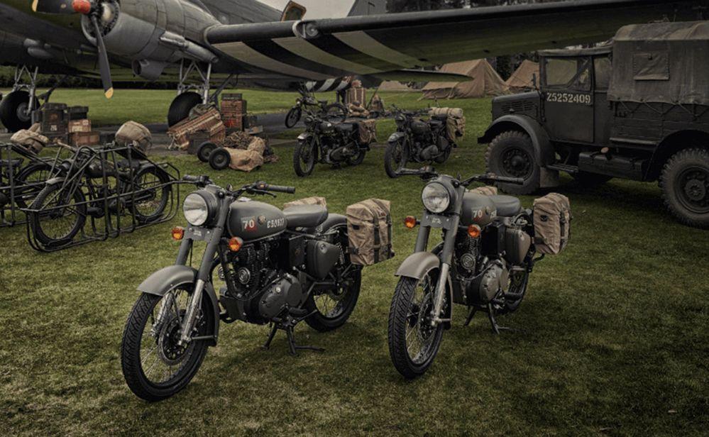 เปิดตัว Royal Enfield Classic 500 Pegasus ความคลาสสิกยุค WWII จำกัดเพียง 1,000 คันทั่วโลกเท่านั้น