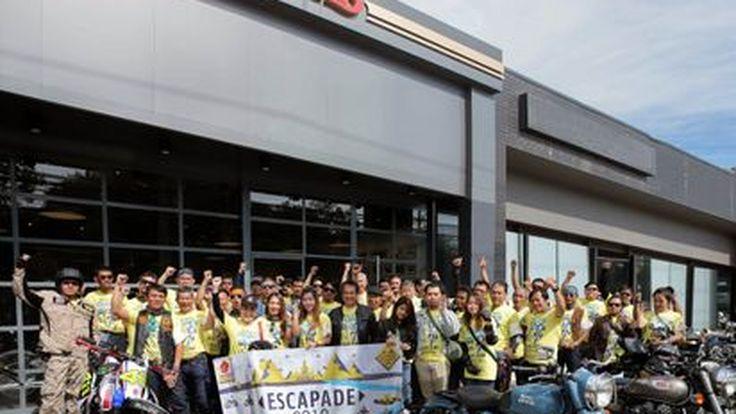 Royal Enfield จัดกิจกรรม Escapade 2018 กิจกรรมขับขี่สำหรับสายลุยเป็นครั้งแรกที่เชียงใหม่