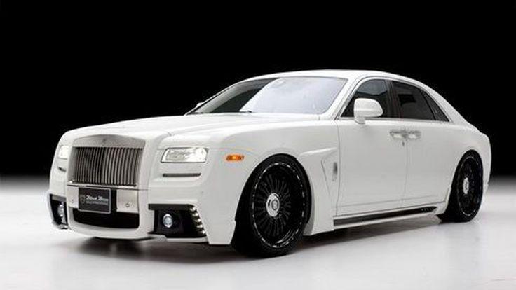 แต่งเพิ่มความหรู Rolls-Royce Ghost Black Bison โดยสำนัก Wald International