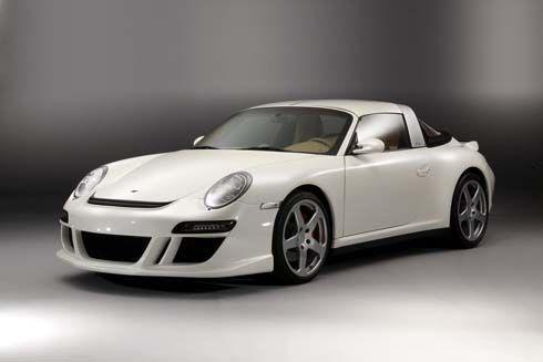 RUF Roadster สานฝันวันวาน เวอร์ชั่นใหม่ของ Porsche 911 Targa รุ่นปี 1967