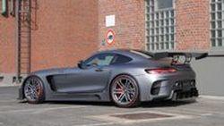 Mercedes-AMG GT S เวอร์ชั่น Super GT พลัง 860 แรงม้า จากสำนัก RXR