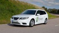 Saab 9-3 ePower รถไฟฟ้ารุ่นแรกของบริษัทฯ ใช้พื้นฐานจาก SportWagon ขอเอี่ยวตลาดรถไฟฟ้า