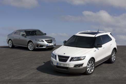 Saab 9-4X SUV จากรถแนวคิดสู่รุ่นผลิตเชิงพาณิชย์ เตรียมเปิดตัวที่ Los Angeles Auto Show