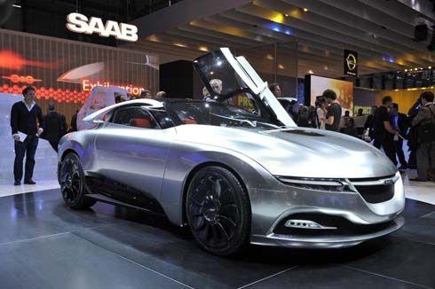Saab PhoeniX Concept สปอร์ตตัวเล็ก ดีไซน์ล้ำอนาคตในแบบ Aeromotional