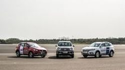 [SAIC2017] บุกสนามทดสอบกว่างเต๋อ ลองรถหลายรุ่น ทั้ง MG GV, MG ZS, Maxus T60 และ Roewe RX5