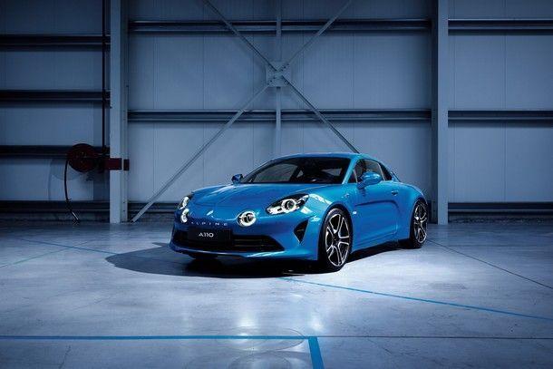 Renault เปิดตัว Alpine A110 มวยคู่ใหม่พร้อมชน Porsche Cayman