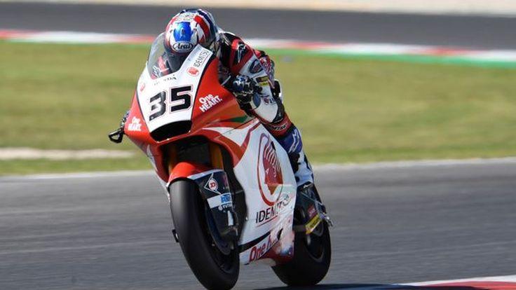 ก้องฟอร์มแรงไม่หยุด กวาดเพิ่ม 2 แต้ม San Marino GP