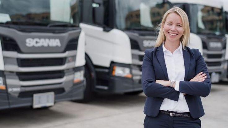 Scania แนะนำผู้บริหารหญิงคนใหม่ ลุยตลาดรถบรรทุก รถหัวลาก และแชสซีส์รถบัสในไทย