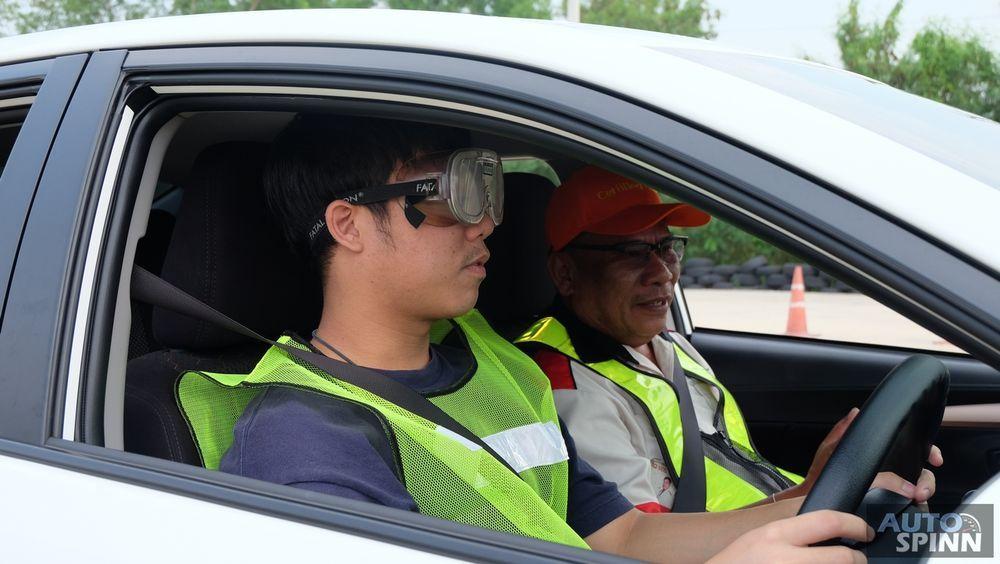พาไปเรียนรู้การขับขี่ปลอดภัยช่วงสงกรานต์