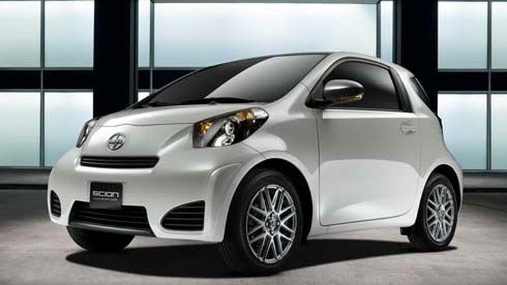 Scion iQ ใหม่ ปี 2011 โคลนนิ่งเจาะตลาดอเมริกาจาก Toyota เปิดตัวที่ New York Auto Show