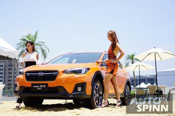 [SEA-Launched] 2017 All New Subaru XV ครอสโอเวอร์ตัวแสบแรง 156 ม้า ครั้งแรกในเอเชีย