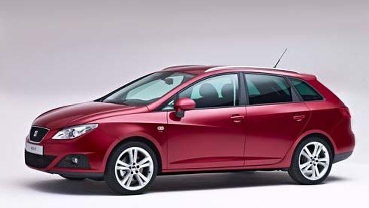SEAT เผยโฉม Ibiza Sport Tourer ก่อนเปิดตัวครั้งแรกในโลกที่ Geneva Motor Show มีนาคมนี้