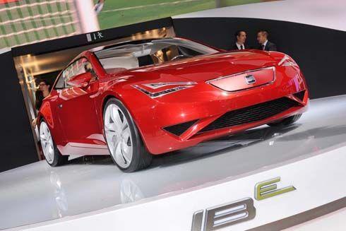 SEAT IBE Coupe Concept คูเป้พลังงานไฟฟ้า เผยโฉมอีกครั้ง ด้วยรูปลักษณ์ภายในสปอร์ตมากขึ้น
