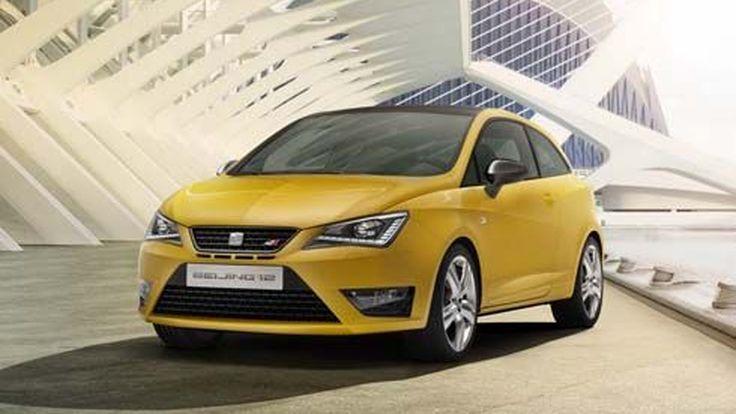 Seat พร้อมส่ง Ibiza Cupra Concept เปิดตัวครั้งแรกที่งาน Auto China Show 2012