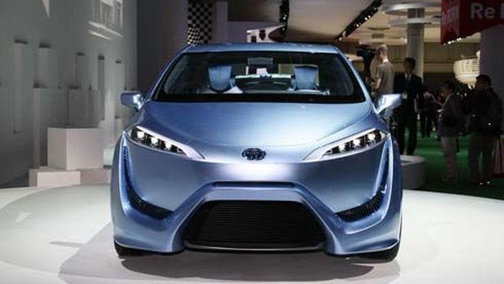 รัฐบาลญี่ปุ่นจับมือ Honda, Nissan, Toyota, Subaru และ Mazda สร้างรถไร้คนขับ
