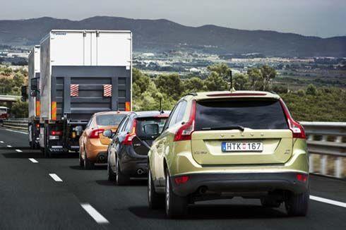 เร็วกว่าที่คิด Volvo เตรียมใช้เทคโนโลยีไร้คนขับในรถรุ่นปี 2014 เป็นต้นไป