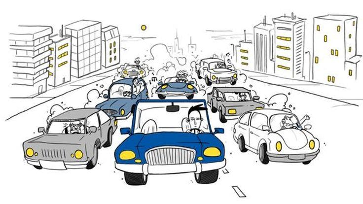 7 ประเภทผู้ขับขี่ แบบไหนอันตราย-แบบไหนปลอดภัย?