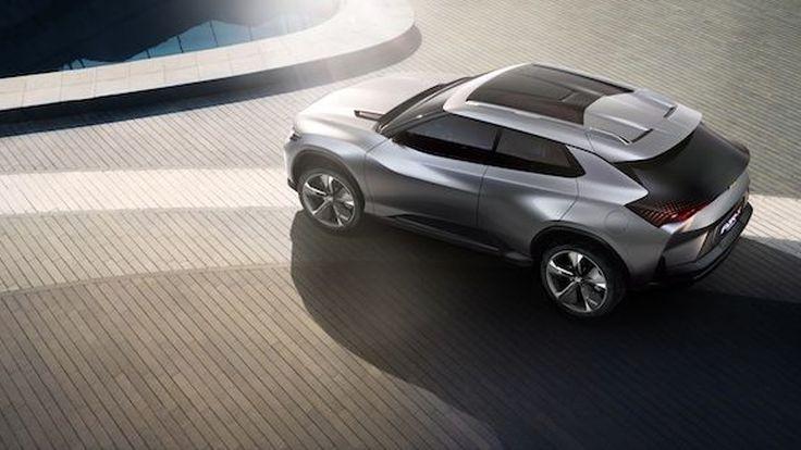 [Shanghai2017] Chevrolet FNR-X สุดยอดรถต้นแบบจากค่ายโบว์ไทด์ ด้วยภาพลักษณ์แช็งแกร่งและชาญฉลาด