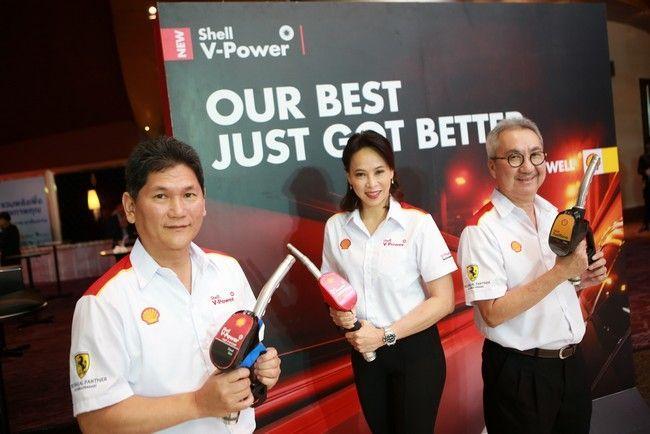 "Shell เปิดตัว V-Power สูตรใหม่มาพร้อมเทคโนโลยี ""ไดนาเฟล็กซ์"" ทดแทน V-Power Nitro+"