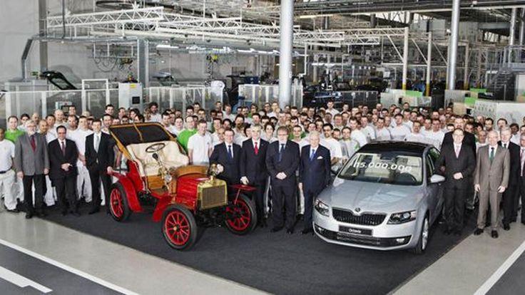 Skoda ฉลองความสำเร็จผลิตรถครบ 15 ล้านคัน เดินหน้าเปิดตัวอีก 8 รุ่นภายในปีนี้