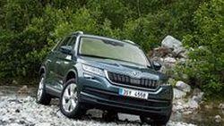 เปิดตัวอย่างเป็นทางการ Skoda Kodiaq รถเอสยูวี 7 ที่นั่งรุ่นใหม่ล่าสุด